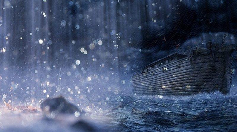 Chuva antes do dilúvio