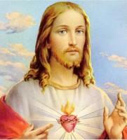 Blonde Hair Blue Eyed Jesus