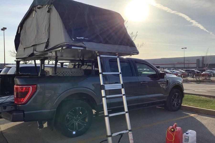 ford f 150 pickup 4dr supercrew rack