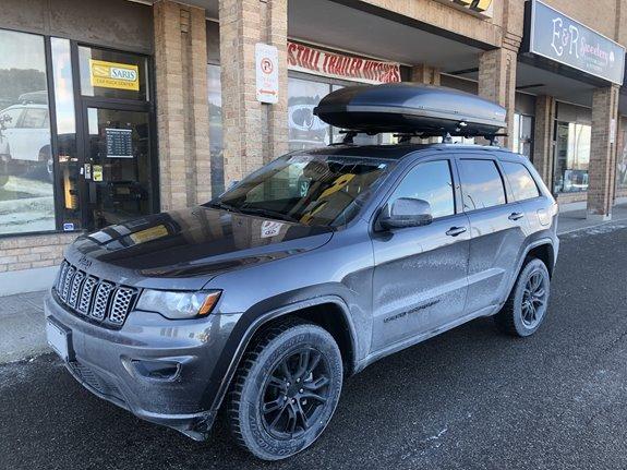 2015 jeep grand cherokee roof rack