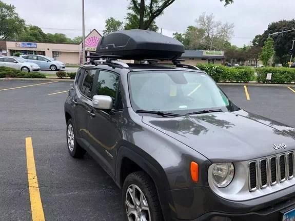 jeep renegade rack installation photos
