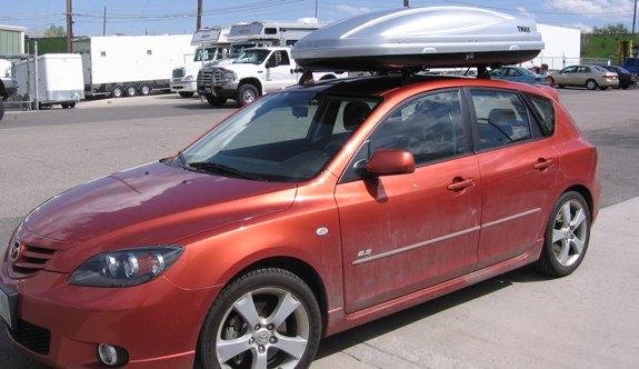 Cargo Roof Yakima Basket