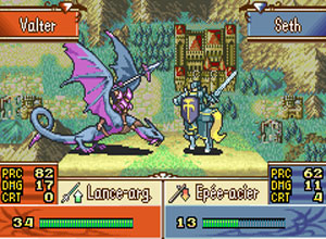The Games That Defined The Game Boy Advance   RetroGaming with Racketboy While the Fire Emblem games were popular in Japan on the Famicom and Super  Famicom  they were completely unknown in the US until the seventh and  eighth