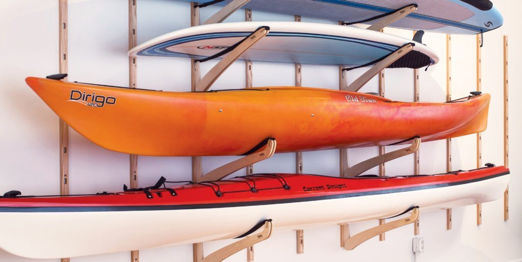 Stationary Wall and Roll a Round Storage Racks for Canoes Kayaks SUP Paddle Boards Surfboards. The 10 Best Kayak Storage Racks Of 2021 With Buyer S Guide
