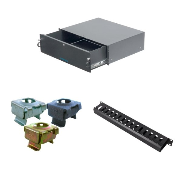 Rack Accessories   RackSolutions Rack Accessories
