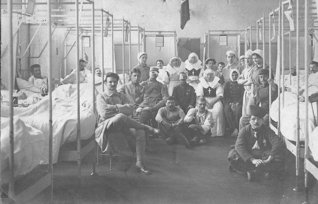 Hôpital_1914-1918