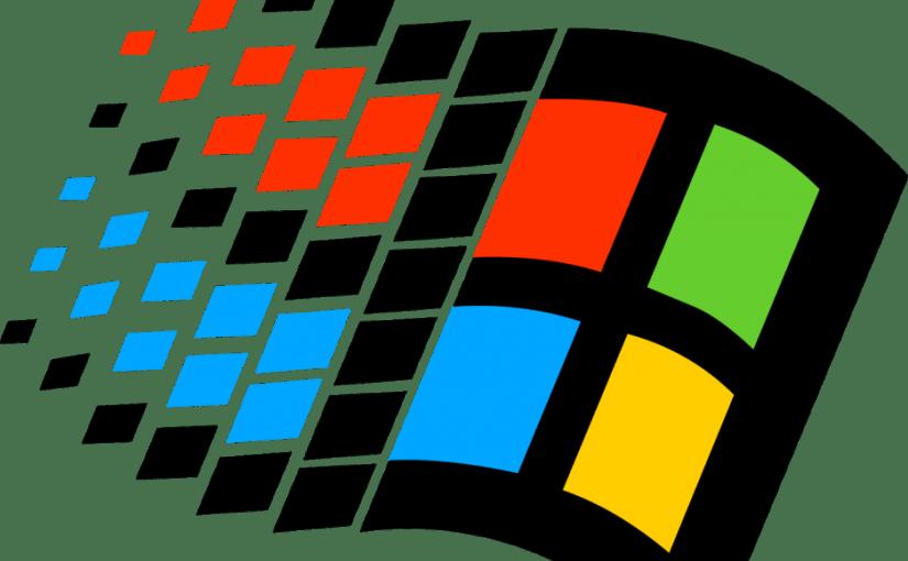 Biblija naših časov: kako smo prevajali Windows 95.