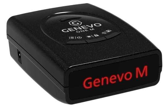 Genevo One M - Radar detector