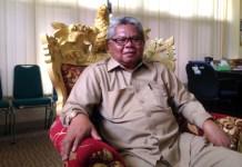 Penjabat Sementara Kabupaten Serang Hudaya Latuconsina