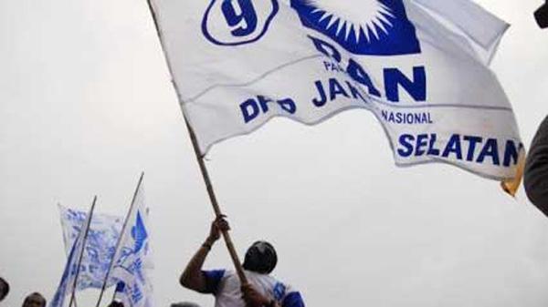 Bendera PAN. Foto: Dokumen JPNN