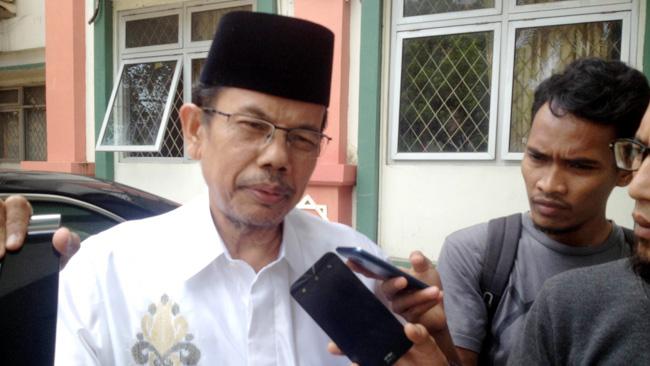 Rektor Institut IAIN Sultan Maulana Hasanudin Banten Fauzul Iman