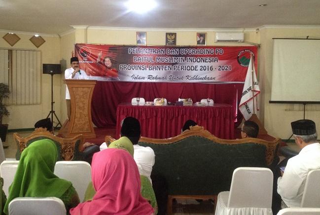 Nurmansyah Tanjung Sekjen DPP Bamusi