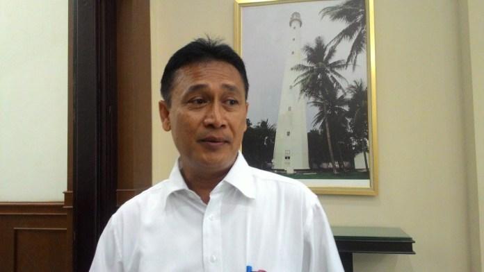 Kepala Dinkes Provinsi Banten M Yanuar.