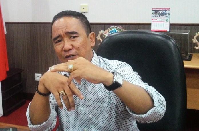 Ketua DPRD Provinsi Banten Asep Rahmatullah