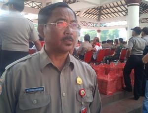 Kepala BPBD Sumawijaya