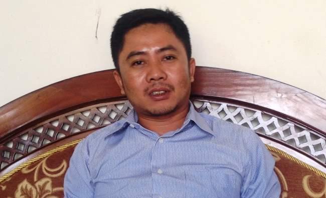 Ketua Panitia Pengawas Pemilu (Panwaslu) Kota Serang Rudi Hartono