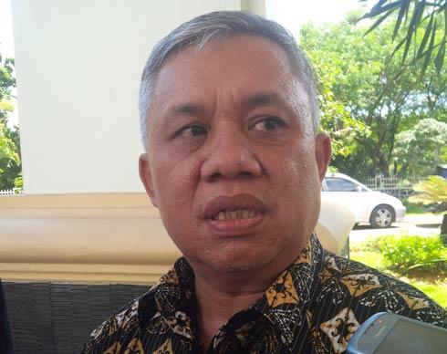 Kepala BKD Provinsi Banten, Samsir.