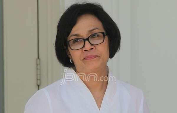 Menkeu Sri Mulyani. Foto: Raka Denny/dok.JPNN.com