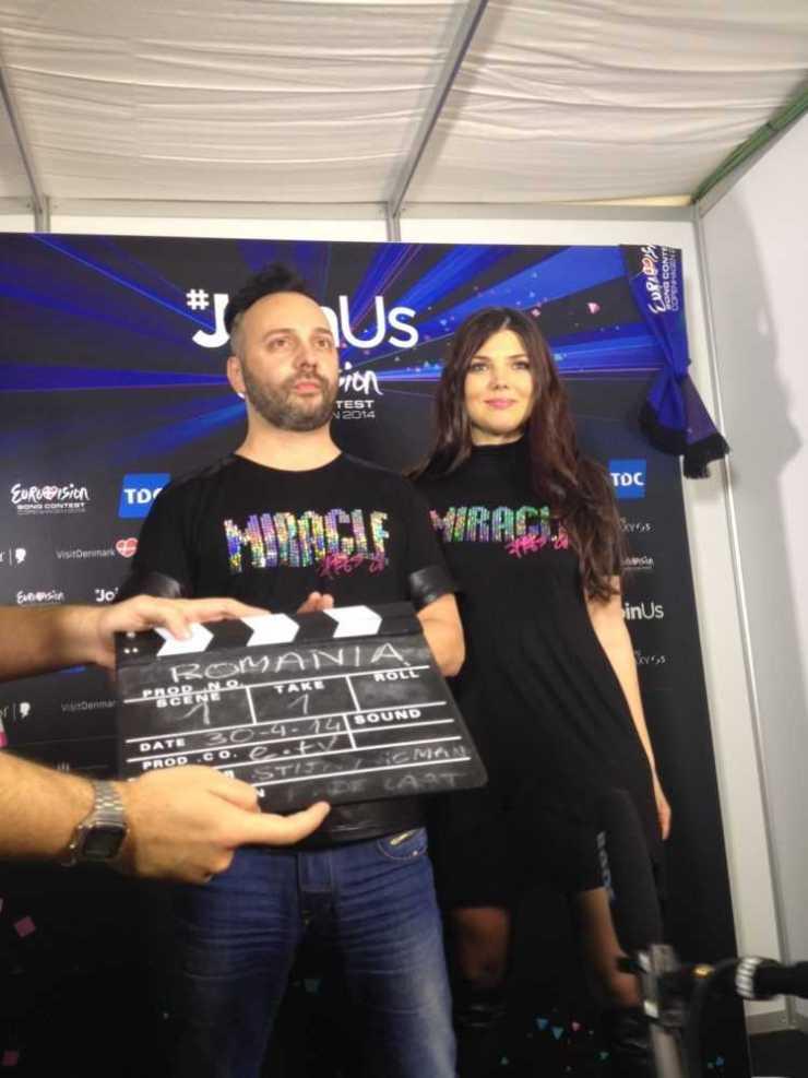 PAula&Ovi, eurovision.tv