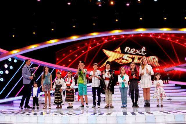 "Next Star Un nou sezon al show ului ""Next Star"" începe la Antena 1 pe 16 septembrie"