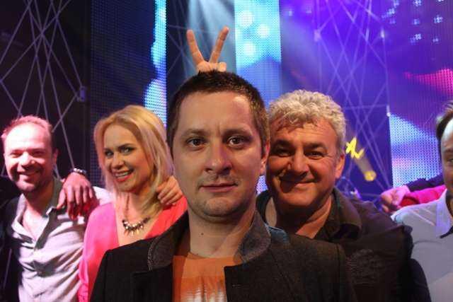 Paula Chirila, Alexandru Conovaru, Sorin Cocis si Octavian Strunila