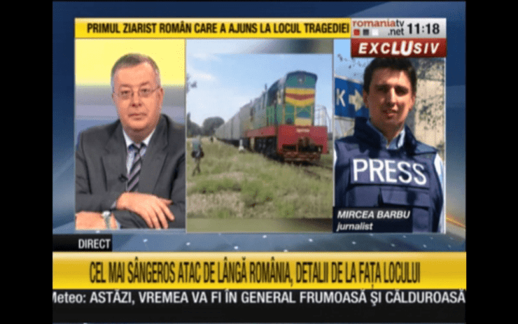 Captura RTV primul ziarist in ucraina avion prabusit2
