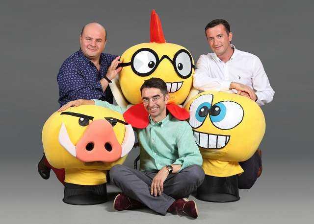 Cusurgiii2 Cusurgiii ridică standardul în entertainment din 22 septembrie, doar la Prima TV!