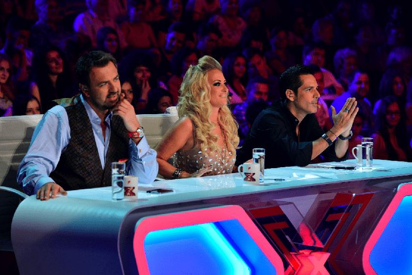 x factor juriu CIFRE si FOTO. Al doilea episod X Factor, audiente mari si voci de exceptie! Cine a fost locul I?