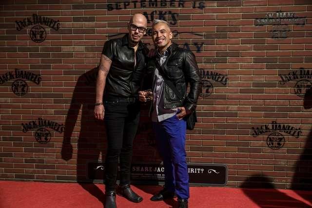 Joaquin Bonilla si Wilmark
