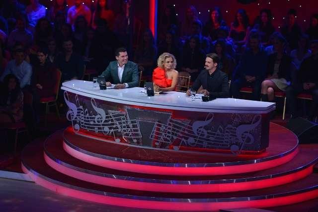 Jojo Mihai Petre danseaza printre stele Dansează printre stele, un show spectaculos marca Antena 1, a debutat aseară