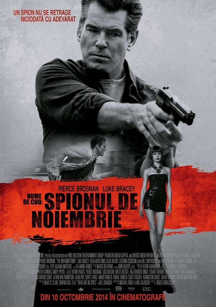 Spionul de noiembrie