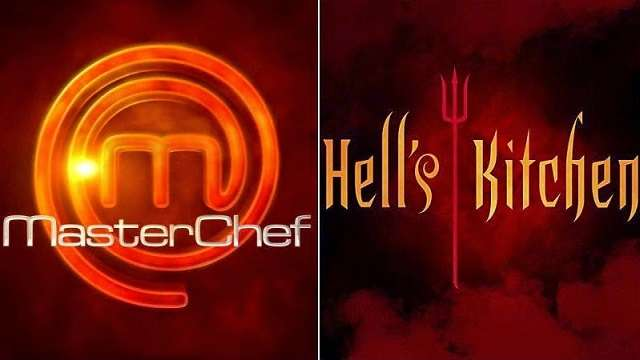 masterchef vs hell` kitchen