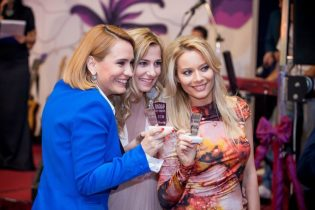 Andreea Esca, Dana Rogoz, Laura Cosoi - Gala Premiilor Radar de Media 2013