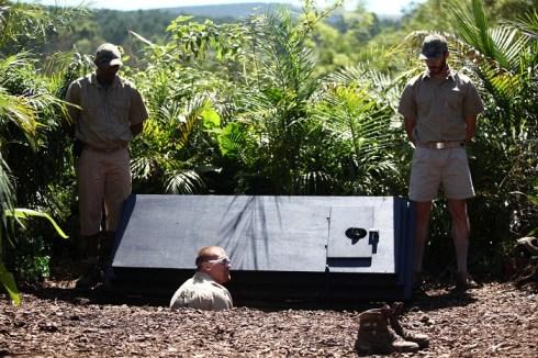 Catalin Morosanu la Provocarea junglei - sunt celebru