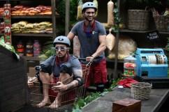Dorian si Vladimir la Provocarea junglei - SUNT CELEBRU SCOATE-MA DE AICI PRO TV