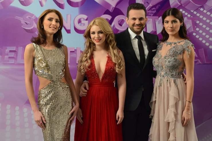 prezentatori - eurovision 2015