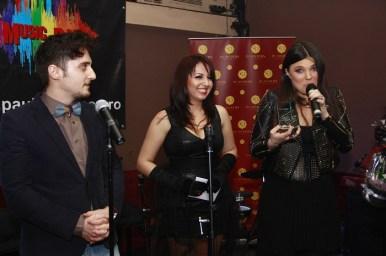2012 - GALA PREMIILOR RADAR DE MEDIA (29) LUCIA DUMITRESCU SI PAULA SELING
