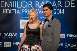 GALA PREMIILOR RADAR DE MEDIA 2014 (12) ADORA SI OLIVER POPA