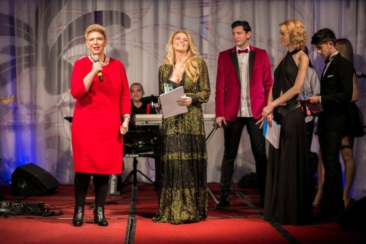 Teo Trandafir GALA PREMIILOR RADAR DE MEDIA 2014
