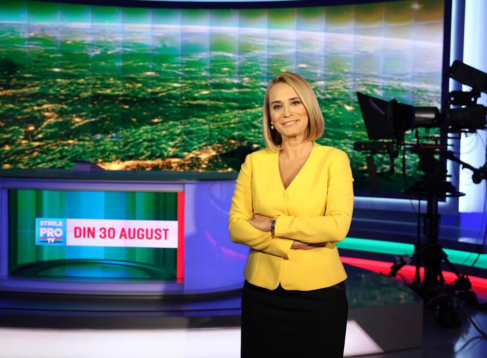 AUDIENŢE TV: PRO TV, lider de audienţa cu: Ce spun Romanii, Ştirile PRO TV, Las Fierbinţi şi Meciul Astrei! Cifre detaliate pentru fiecare producţie!