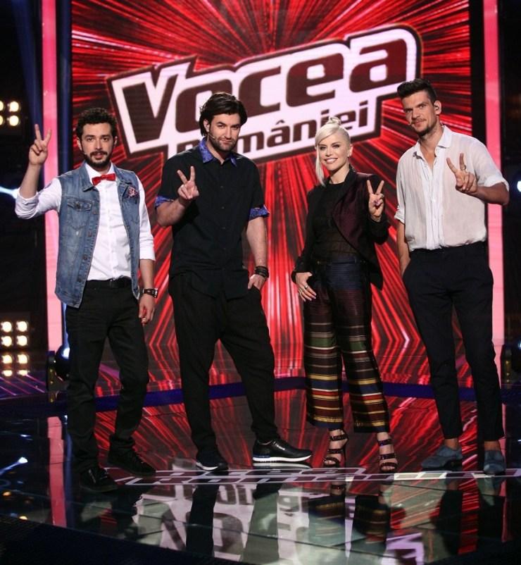 Vocea Romaniei 2015 PRO TV
