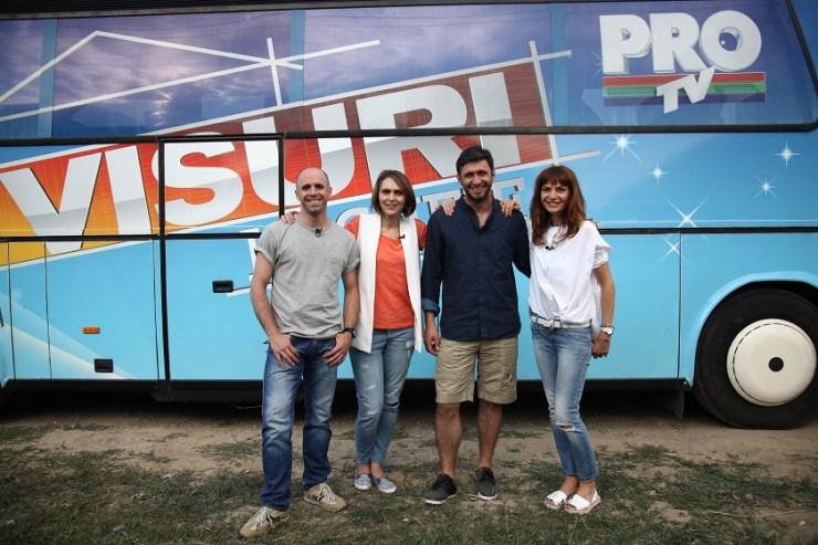 Visuri la Cheie PRO TV