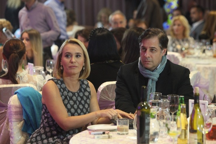 ANDREEA ESCA - PREMIILE RADAR DE MEDIA 2015