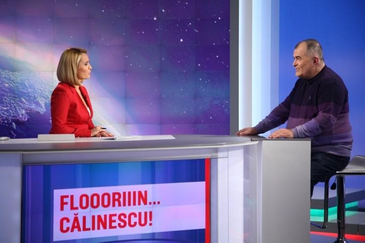 Andreea Esca si Florin Calinescu PRO TV