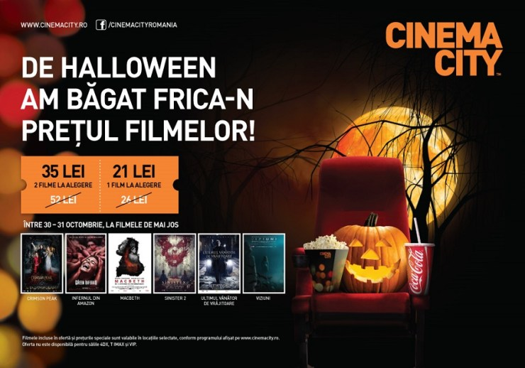 Cinema City_Halloween