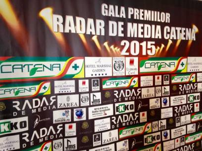 GALA PREMIILOR RADAR DE MEDIA 2015