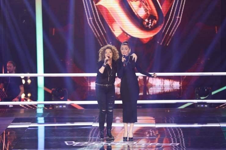 Andreea Manasia si Sabrina Stroe