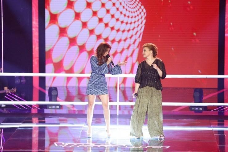 Florina Calin vs Claudia Andas