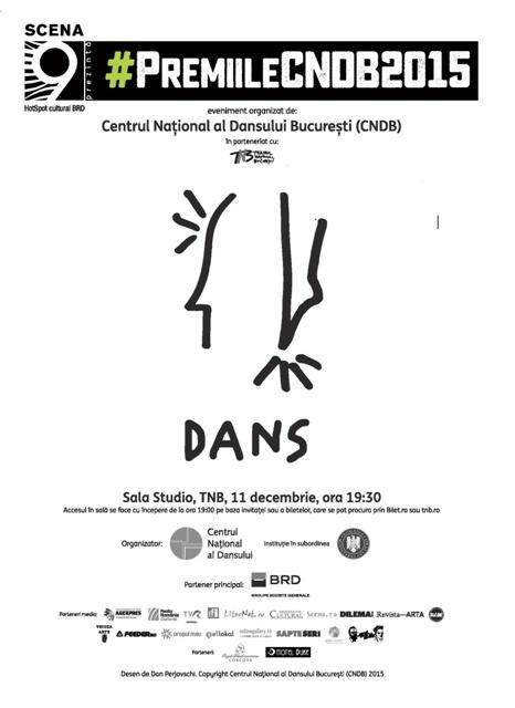 Premiile CNDB2015
