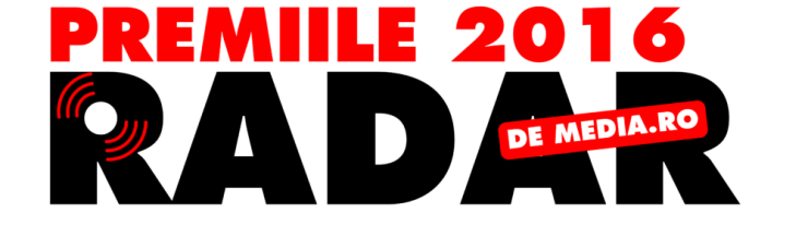 LOGO PREMIILE RADAR DE MEDIA 2016